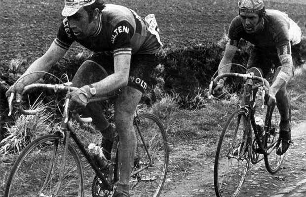 The Prophet (Merckx) and the Apostle (De Vlaeminck) forge the foundation of The Rules.