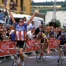 Lance Armstrong wins a Tour de France stage in 1993