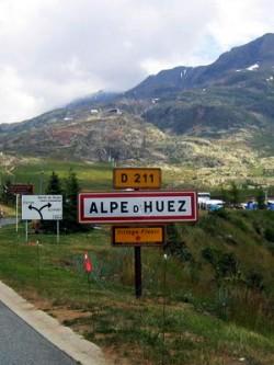 Alpe+d'Huez+sign