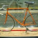 Eddy's 5.5 kg Colnago used for the Hour Record