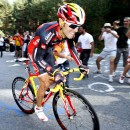 Alejandro Valverde continues to race unsanctioned