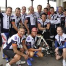 M2M Group post-ride in 2010