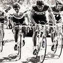 1977 Liege: The Giants with Big Ring Face, one Badger Cub with Pain Face