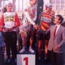 Chucky Mottet wins the '86 Eddy Merckx Grand Prix