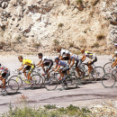 LeMond and Fignon do battle in the high mountains.
