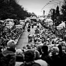 The bunch in Denmark, Giro d'Italia 2012. Photo: Morten Okbo