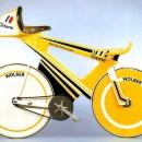 Laurent Fignon's Hour Record Machine