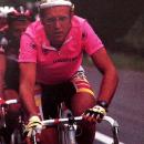 Fignon leads the 1989 Giro d'Italia