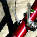 The classic gear lever