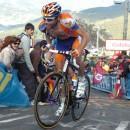 'Tan' Dam skins up in La Vuelta