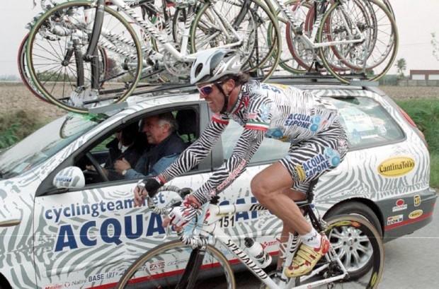 Past winner of Gent-Wevelgem