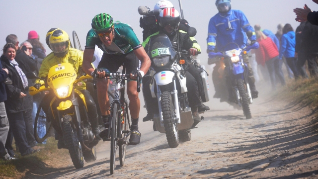 This machine kills cobbles