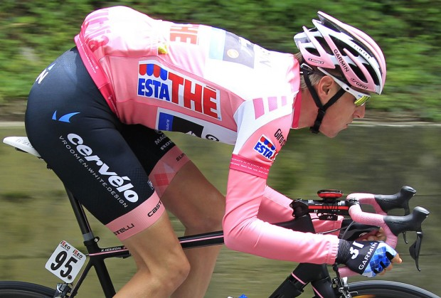 Pink Ryder   photo:REUTERS/Alessandro Garofalo