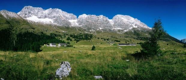 Altopiano del Montasio. Photo via Cycling Passion