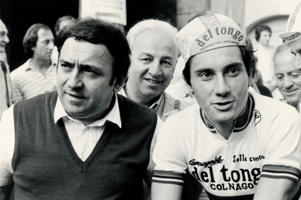 Ernesto and Beppe credit:Colnago