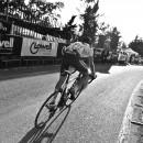 Pozzovivo goes more faster at the 2013 Giro d'Emilia. Photo: Pedale.Forchetta