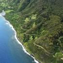 Honomanu photo:Blue Hawaii Helicopters