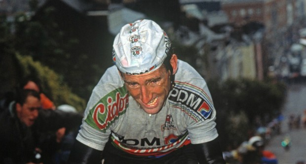 Sean Kelly in his home Tour