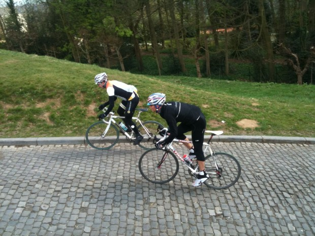 Bianchi Denti and Rigid on the Muur