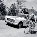 Merckx casts his hand to fate; He went on to win Stage 10 of the '70 Tour from Belfort and Divonne-les-Bains