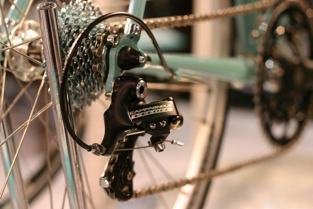 Steel Bianchi  photo-Richard Masoner