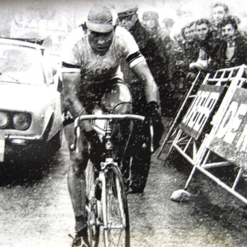 The Prophet crushes fools on the way to the Tre Chime in the '68 Giro