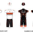 New Kit design (VLVV) and V-Casquettes