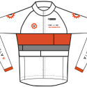 The VLVV Long-Sleeve V-Jersey (front)