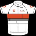 The VLVV Witte V-Jersey (front)