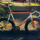 The Walker Hour Bike