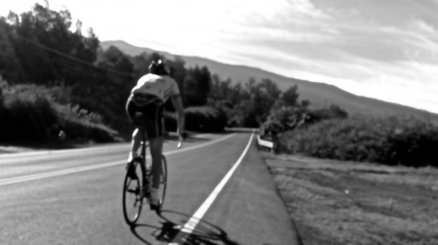 Riding as if pushed by the very hand of Merckx