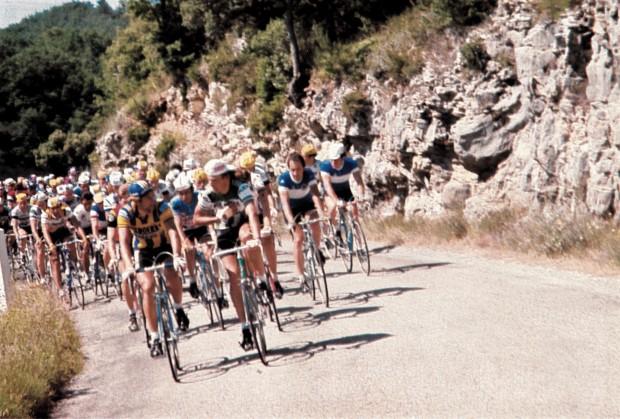 The Tour Peloton