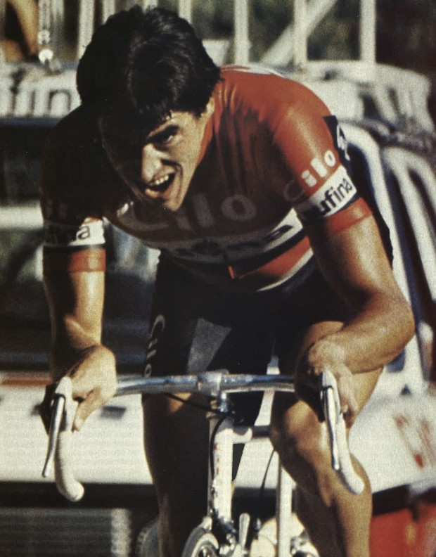 Grand Prix des Nations 1983 courtesy of Miroir du Cyclisme